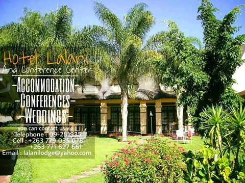Bulawayo Wedding Venue: Lalani Hotel and Conference Centre