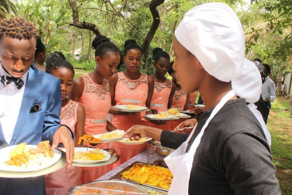 Glory Events - Zimbabwe Wedding Catering - Wedding Expos Africa - Bulawayo wedding caterers