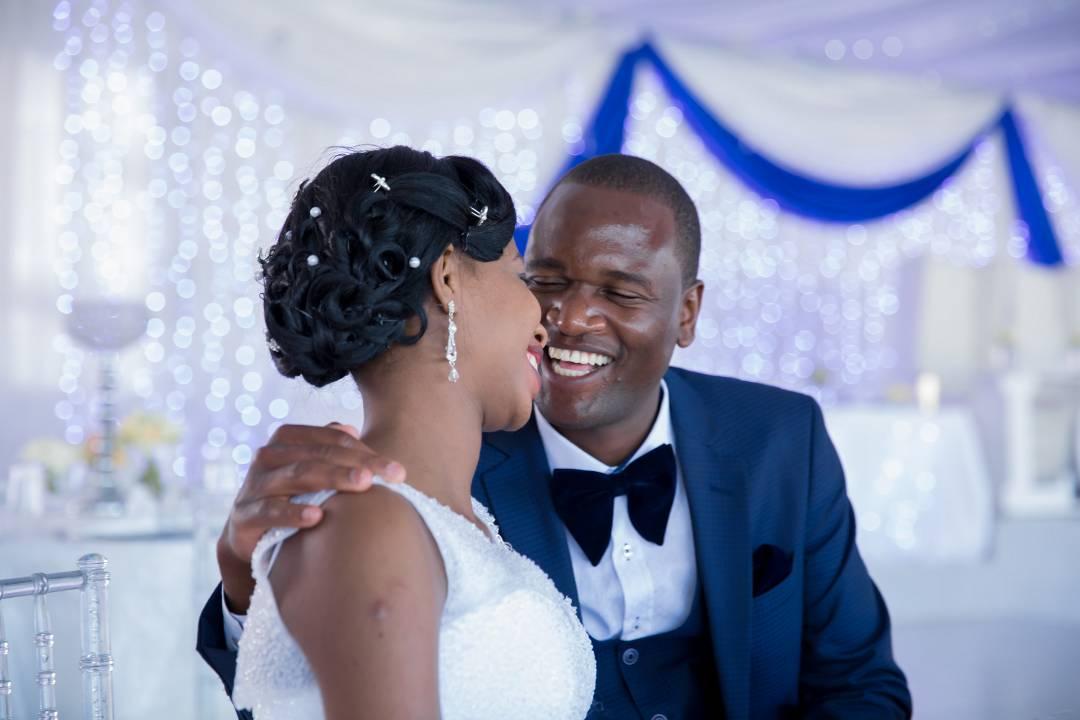 Kudzai Zengeya and Aaron Kumanja's Summer Wedding - Real Zimbabwe Weddings - Wedding Expos Africa