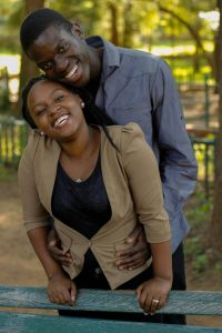 Sarah Charumbira and Oteng MAsiane pre wedding photoshoot - Wedding Expos Blog