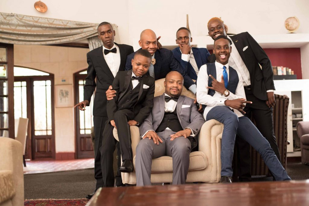 kundai mendissa dube and ralph kangai wedding - Real Zimbabwe weddings photos - African Weddings on Wedding Expos Africa