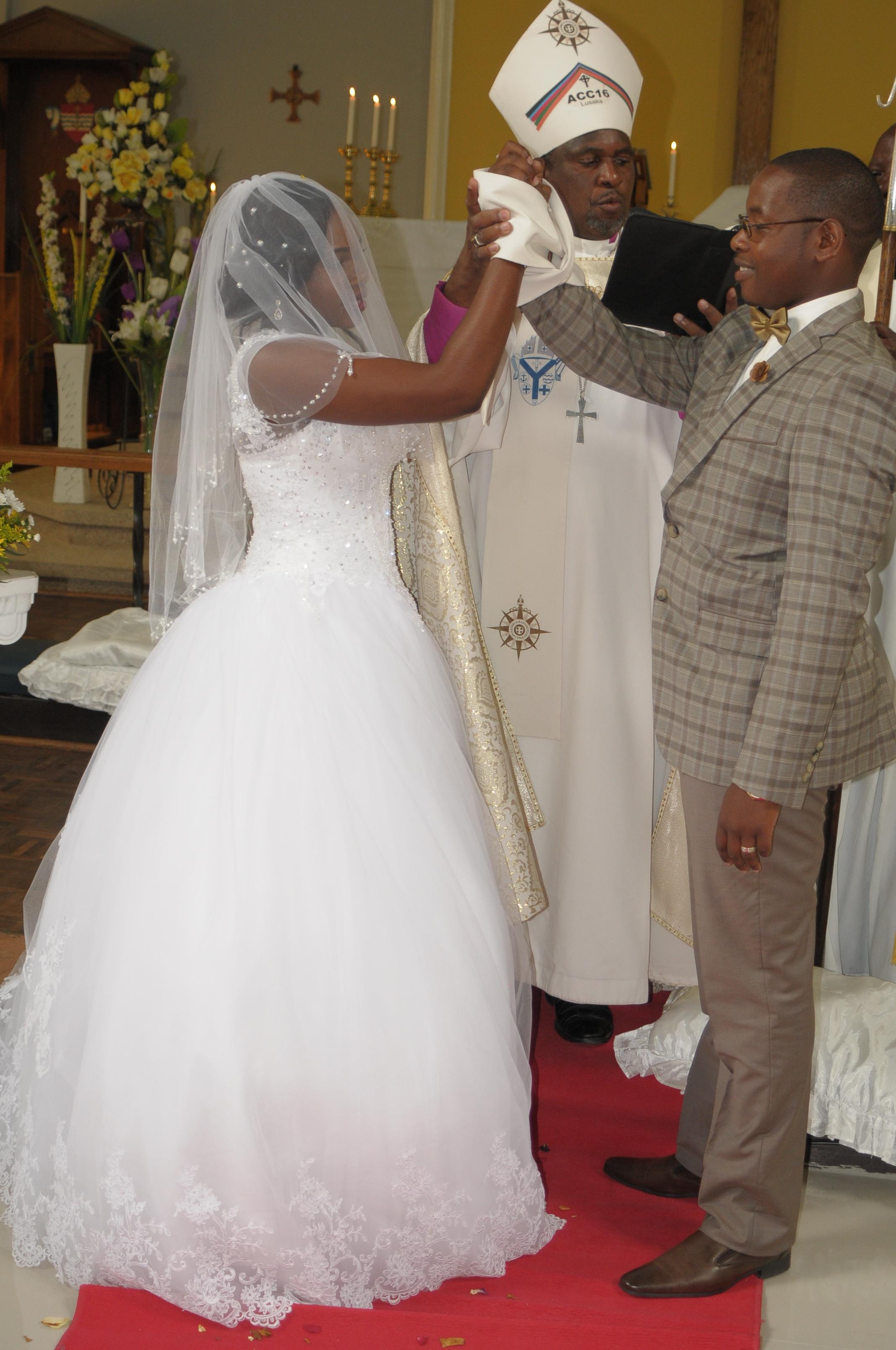 Alphinah and Takudzwa Jacobs