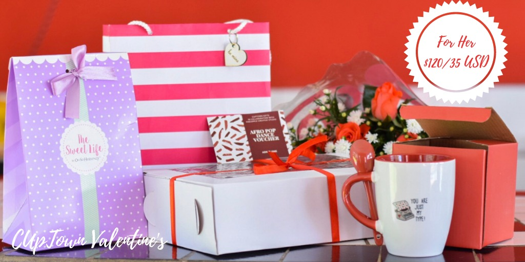 Cuptown Valentine's Package - Wedding Expos Africa