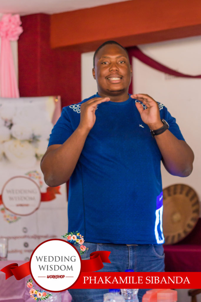 Phakamile Sibanda of Exposure Photography at the Bulawayo wedding wisdom workshop 2019 held at Lalani Hotel - Zimbabwe wedding expos - African wedding expos - Wedding Expos Africa