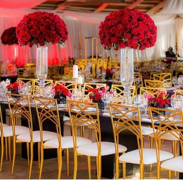 Zimbabwe weddings decor by VIP Hosting - Zimbabwe wedding planners - Harare wedding planners
