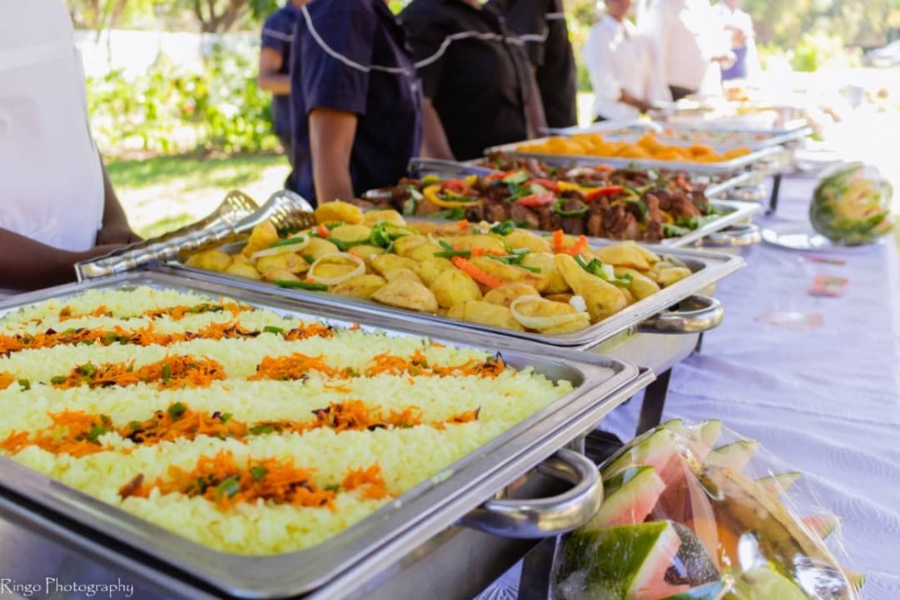 Food Heart Caterers - Harare wedding caterers - Zimbabwe wedding caterers - Zimbabwe weddings food